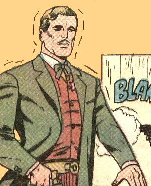 Benjamin Brooks (Earth-616)