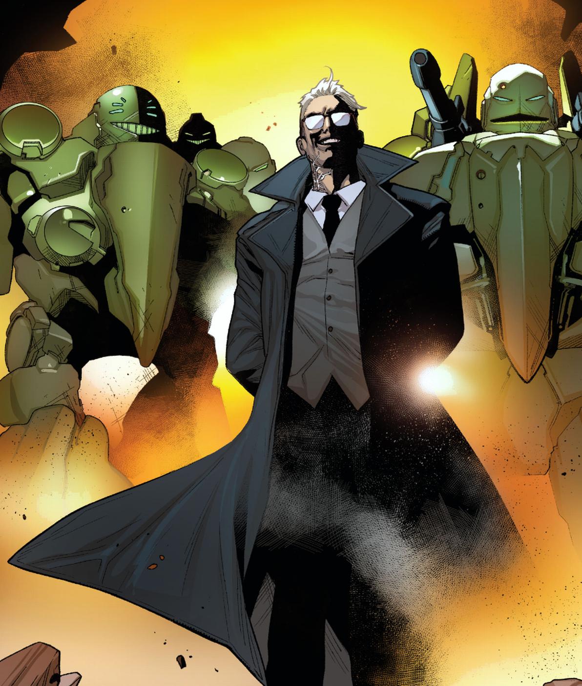Cameron Hodge (Earth-616)