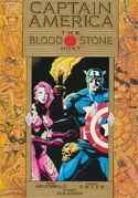 Captain America The Bloodstone Hunt TPB Vol 1 1