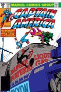 Captain America Vol 1 252