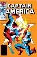Captain America Vol 1 327