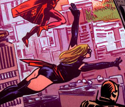 Carol Danvers (Earth-70105)