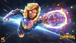Carol Danvers (Earth-TRN517)