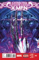 Cataclysm Ultimate X-Men Vol 1 2