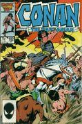 Conan the Barbarian Vol 1 182