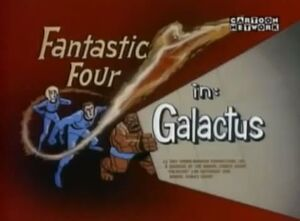 Fantastic Four (1967 animated series) Season 1 15 Screenshot.jpg