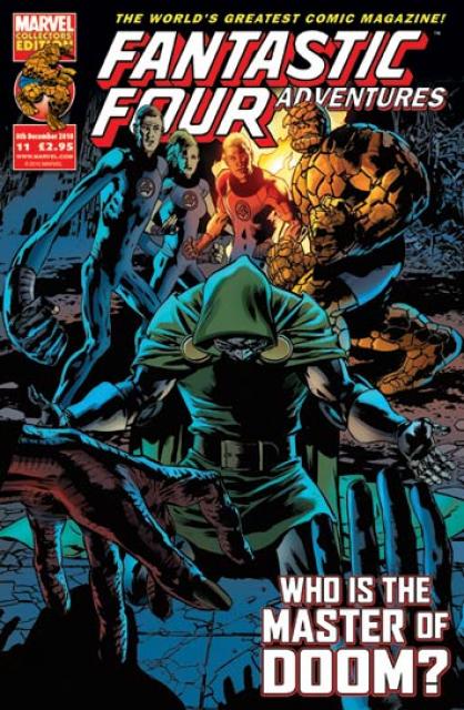 Fantastic Four Adventures Vol 2 11