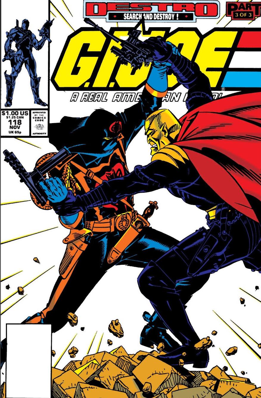 G.I. Joe: A Real American Hero Vol 1 118