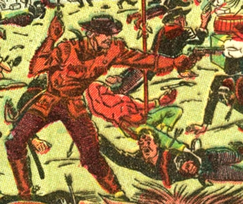 George Armstrong Custer (Earth-616)