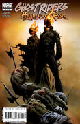 Ghost Riders Heaven's on Fire Vol 1 1