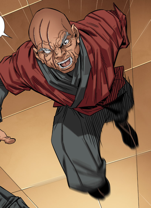 Hiromichi (Earth-616)