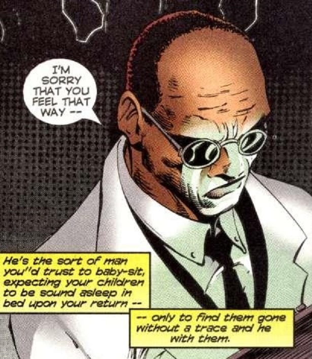 Horatio Huxley (Earth-616)