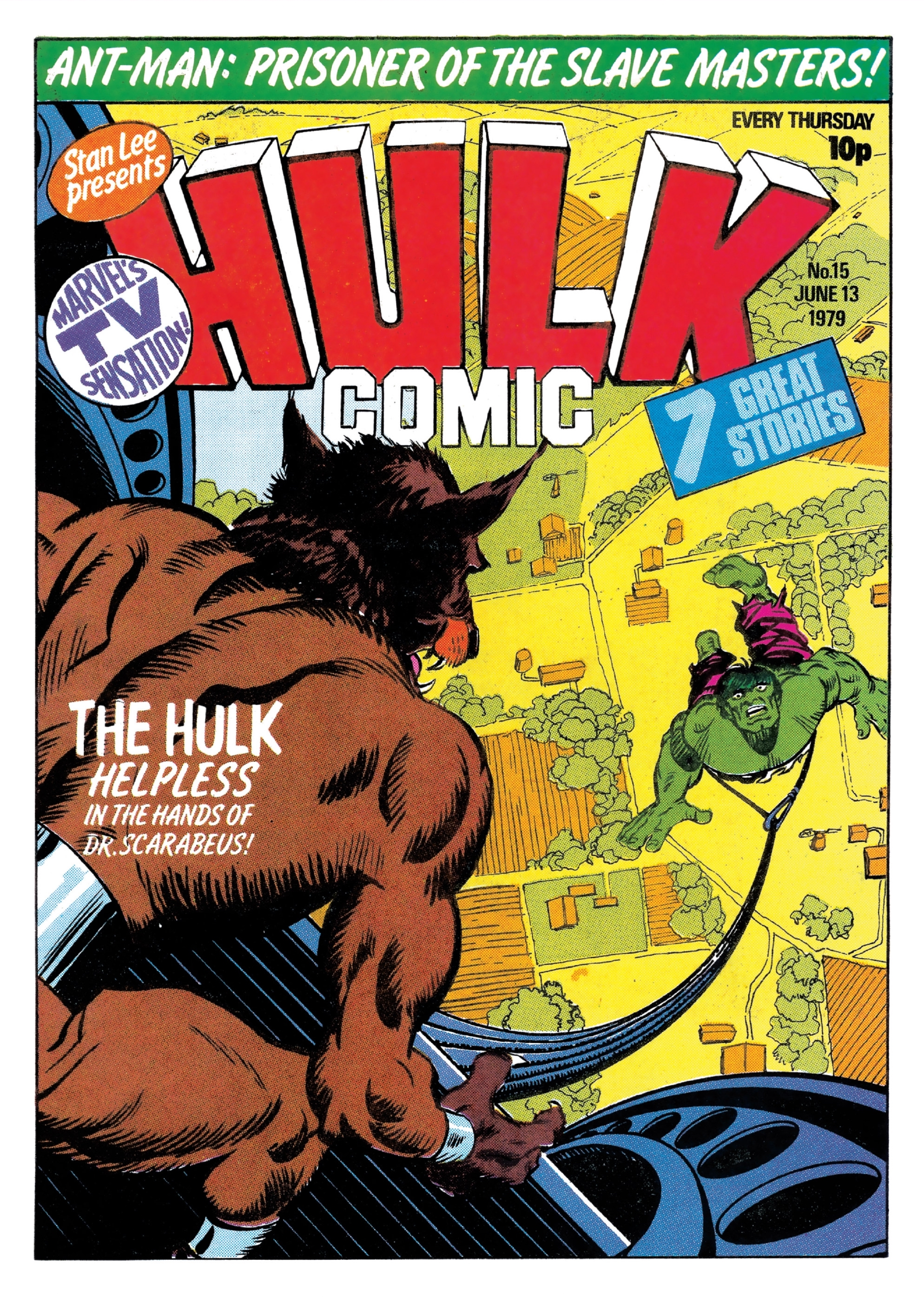 Hulk Comic (UK) Vol 1 15