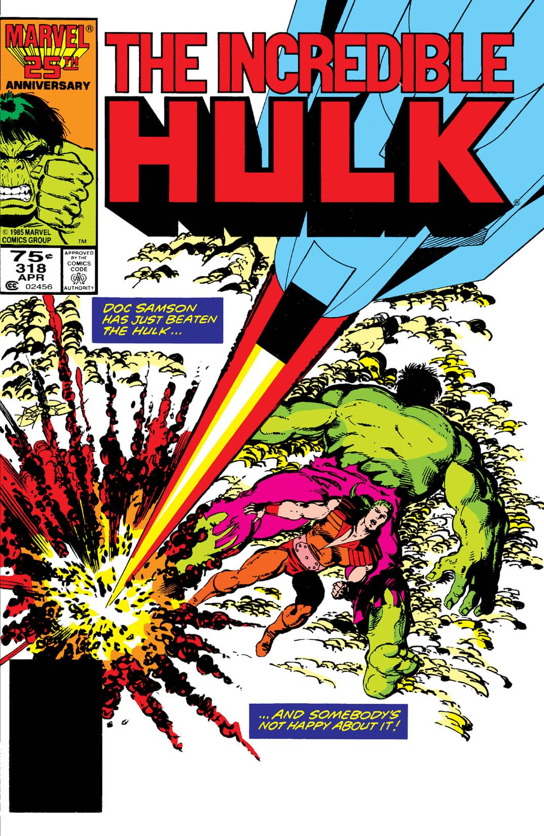 Incredible Hulk Vol 1 318