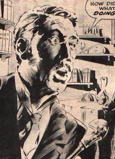 John Watson (Earth-616)