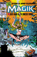 Magik (Illyana and Storm Limited Series) Vol 1 4