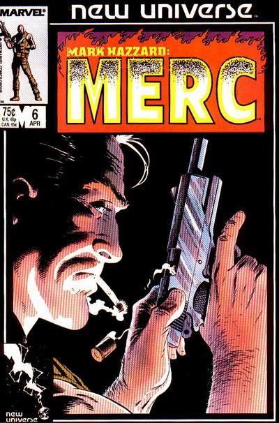 Mark Hazzard: Merc Vol 1 6