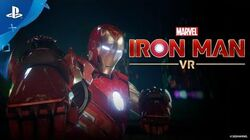 Marvel's Iron Man VR – Suit Up for Greatness PS VR