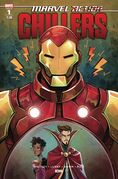 Marvel Action Chillers Vol 1 1