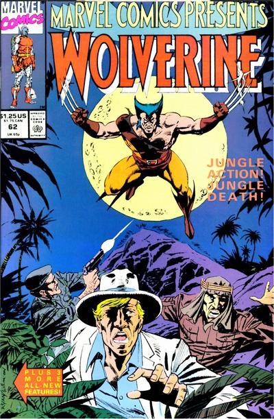 Marvel Comics Presents Vol 1 62