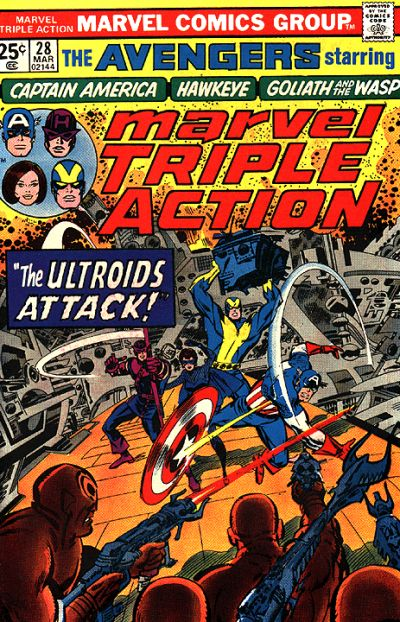 Marvel Triple Action Vol 1 28