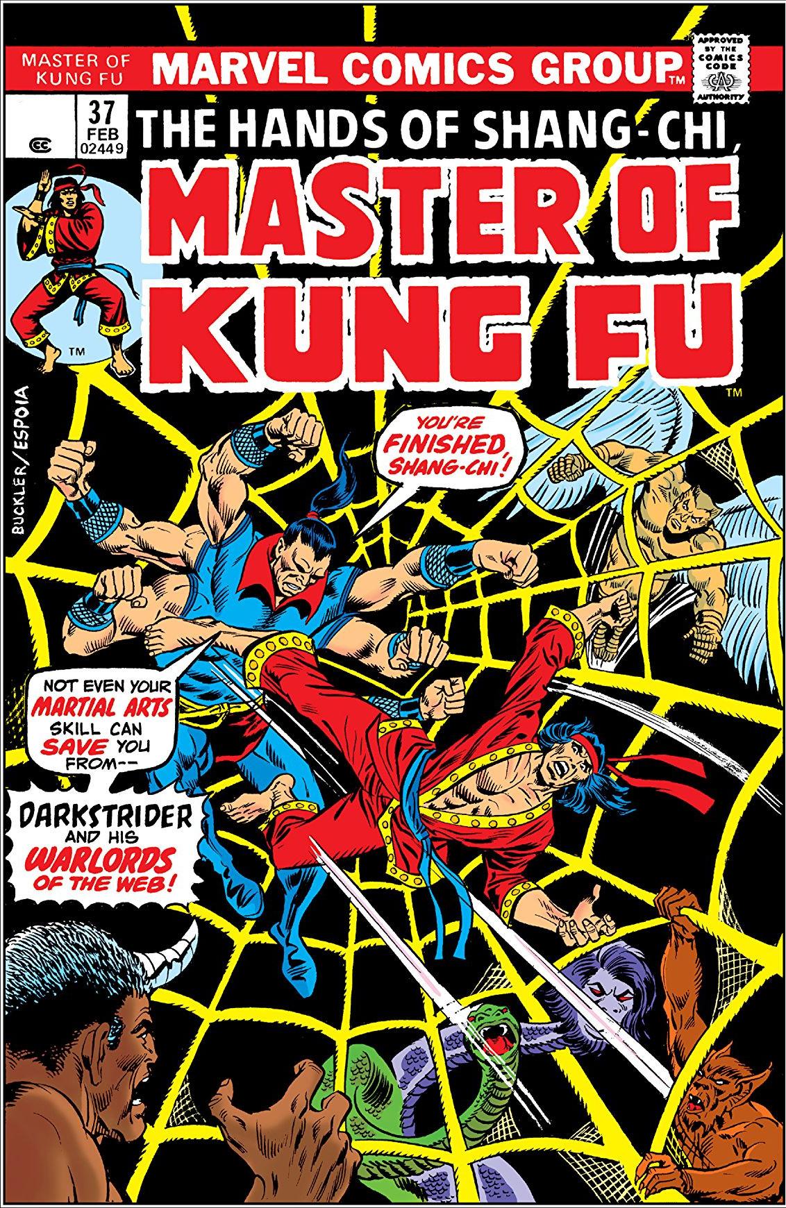 Master of Kung Fu Vol 1 37