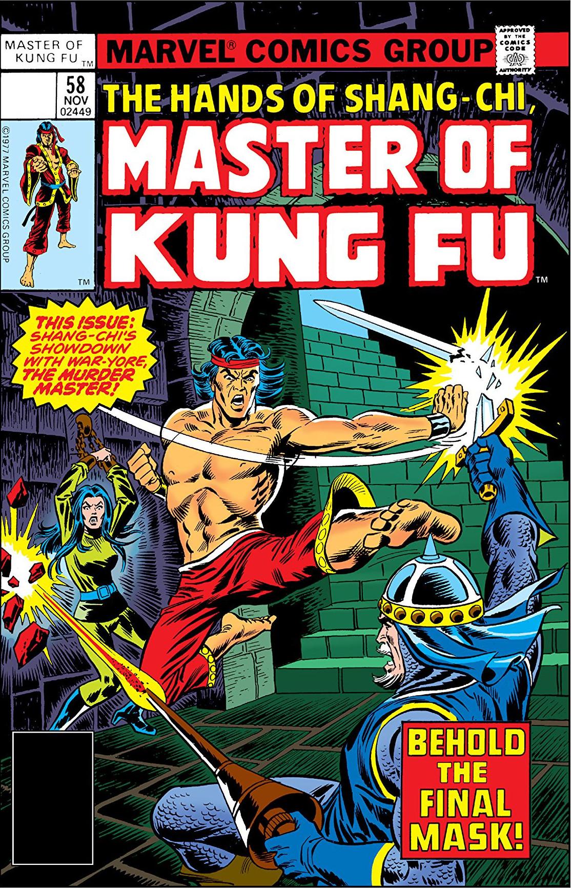 Master of Kung Fu Vol 1 58