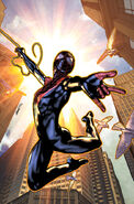 Miles Morales Ultimate Spider-Man Vol 1 1 Peterson Variant Textless