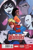 New Warriors Vol 5 10