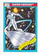 Norrin Radd (Earth-616) from Marvel Universe Cards Series I 0001