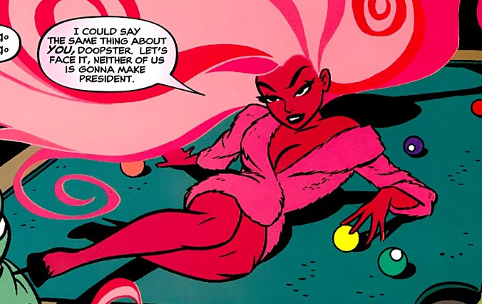 Pink Lady (Earth-616)