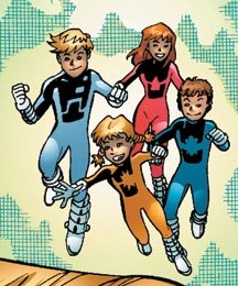 Power Pack (Earth-982)