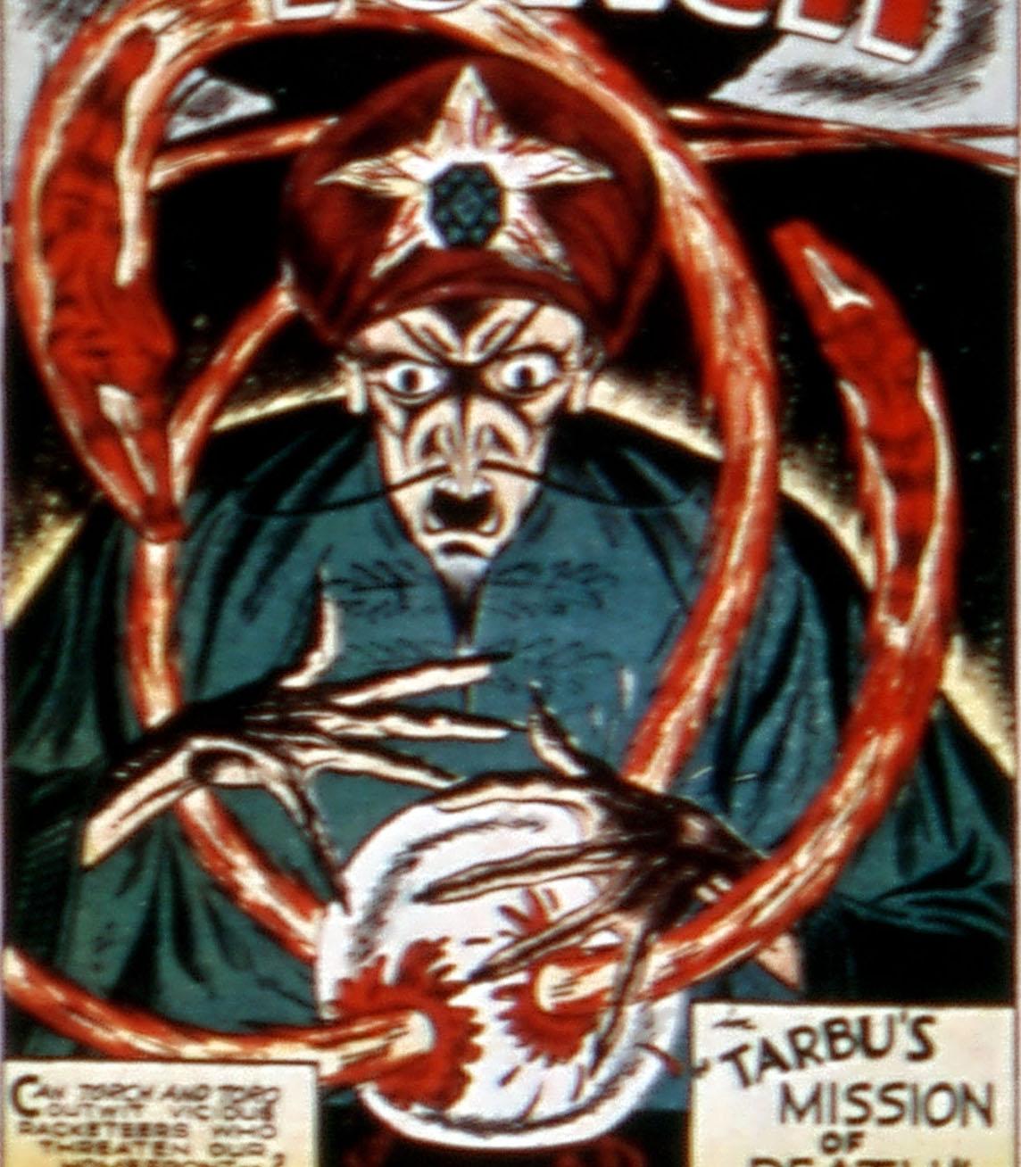Professor Tarbu (Earth-616)