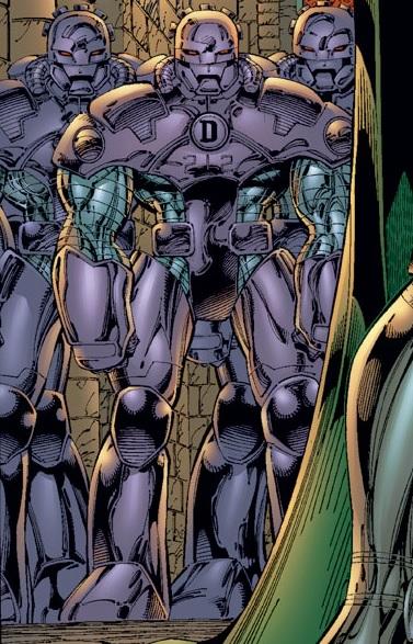 Servo-Guards (Heroes Reborn) (Earth-616)