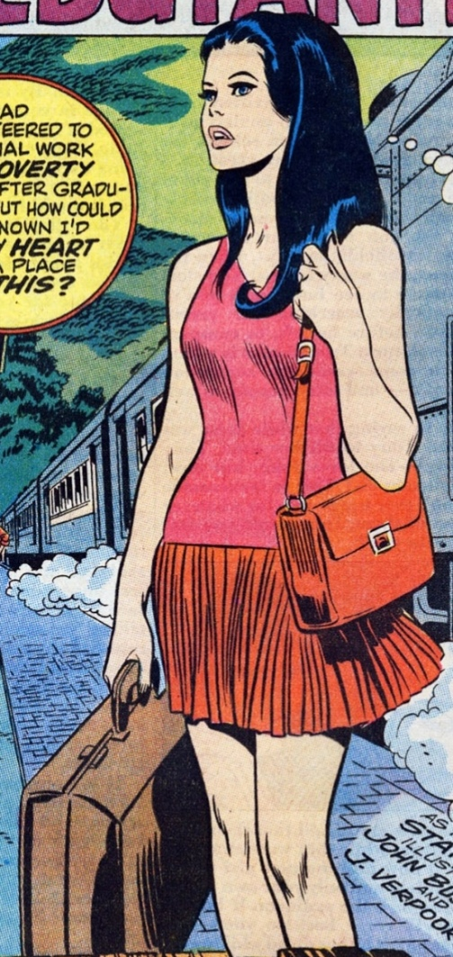 Sheila Sandhurst (Earth-616)