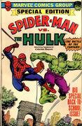 Special Edition Spider-Man vs. the Hulk Vol 1 1