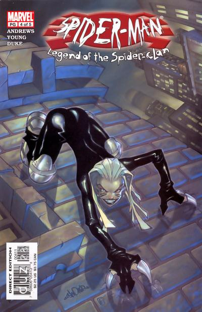 Spider-Man: Legend of the Spider-Clan Vol 1 4