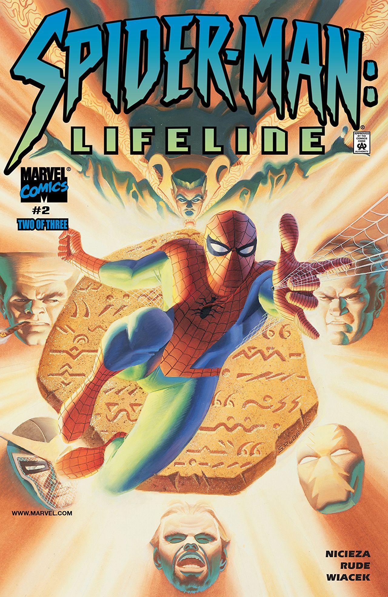Spider-Man: Lifeline Vol 1 2