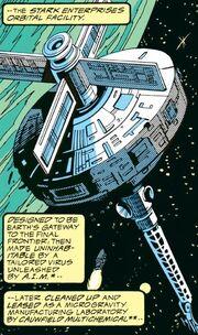 Stark Space Station from Iron Man Vol 1 294 001.jpg