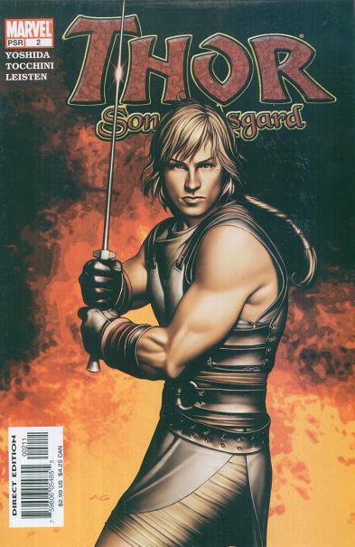 Thor: Son of Asgard Vol 1 2