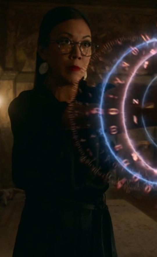 Tina Minoru (Earth-TRN769) from Marvel's Runaways Season 3 9.png