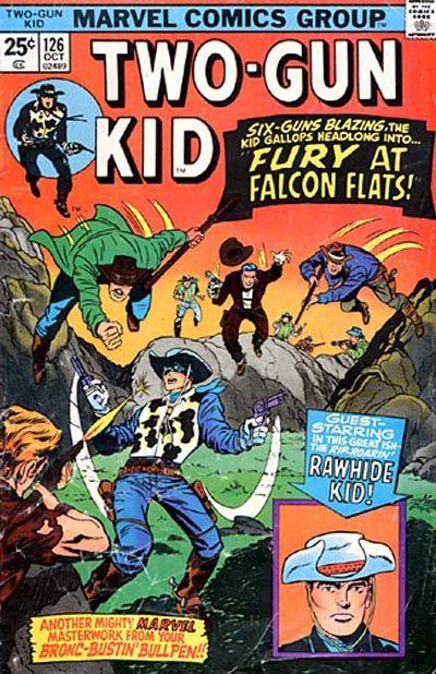 Two-Gun Kid Vol 1 126