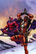 Uncanny X-Men Vol 1 521 Variant Deadpool Textless