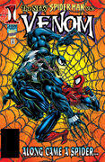 Venom Along Came a Spider Vol 1 1