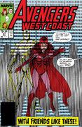 West Coast Avengers Vol 2 47