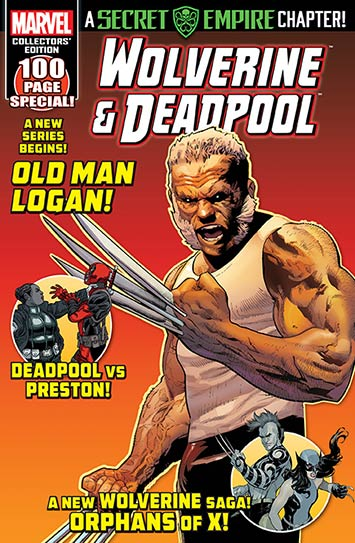 Wolverine and Deadpool Vol 5 8