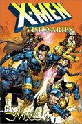 X-Men Visionaries Jim Lee TPB Vol 1 1