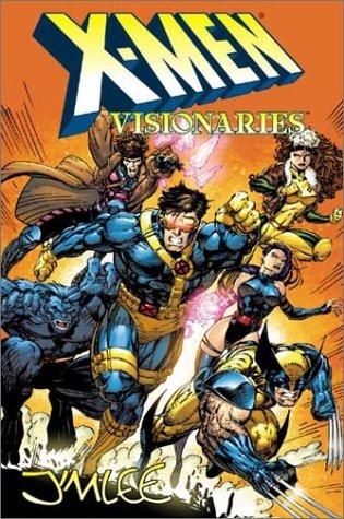 X-Men Visionaries: Jim Lee TPB Vol 1