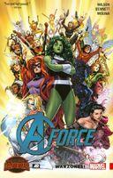 A-Force TPB Vol 1 1