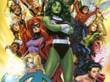 A-Force TPB Vol 1 0: Warzones!